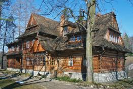 Zakopane Atrakcja Muzeum Muzeum Stylu Zakopiańskiego Willa Koliba