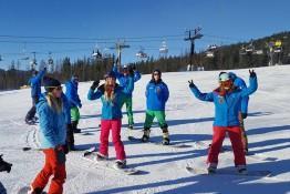 Zakopane Atrakcja Szkoła snowboardowa Szkoła Szymoszkowa