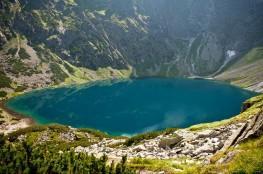 Zakopane Atrakcja Jezioro Czarny Staw pod Rysami