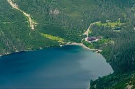 Zakopane Atrakcja Jezioro Morskie Oko
