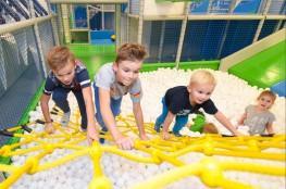 Zakopane Atrakcja Sala   plac zabaw Kids Park Janosika